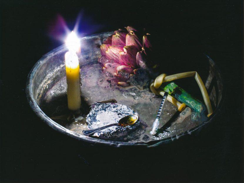 Suicide overdose artichoke