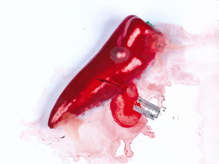 Suicide pepper blade
