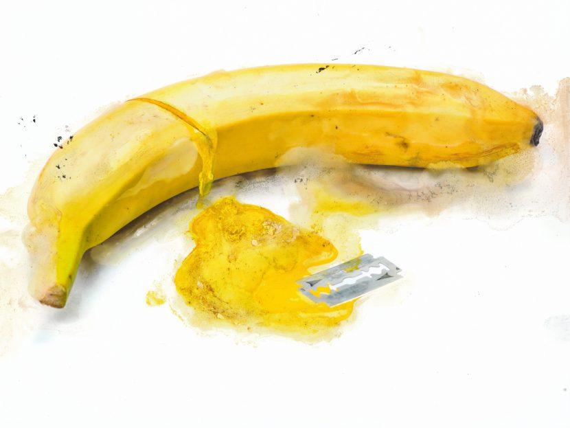 Suicide banana